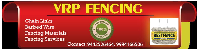 vrp fencing contractor